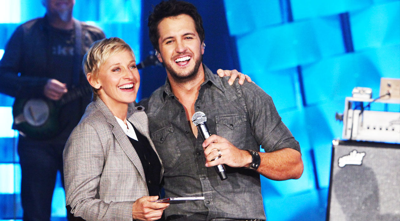 Luke bryan Songs | Hilarious! Luke Bryan Tells Ellen ALL ABOUT His Tight Jeans And Underwear | Country Music Videos