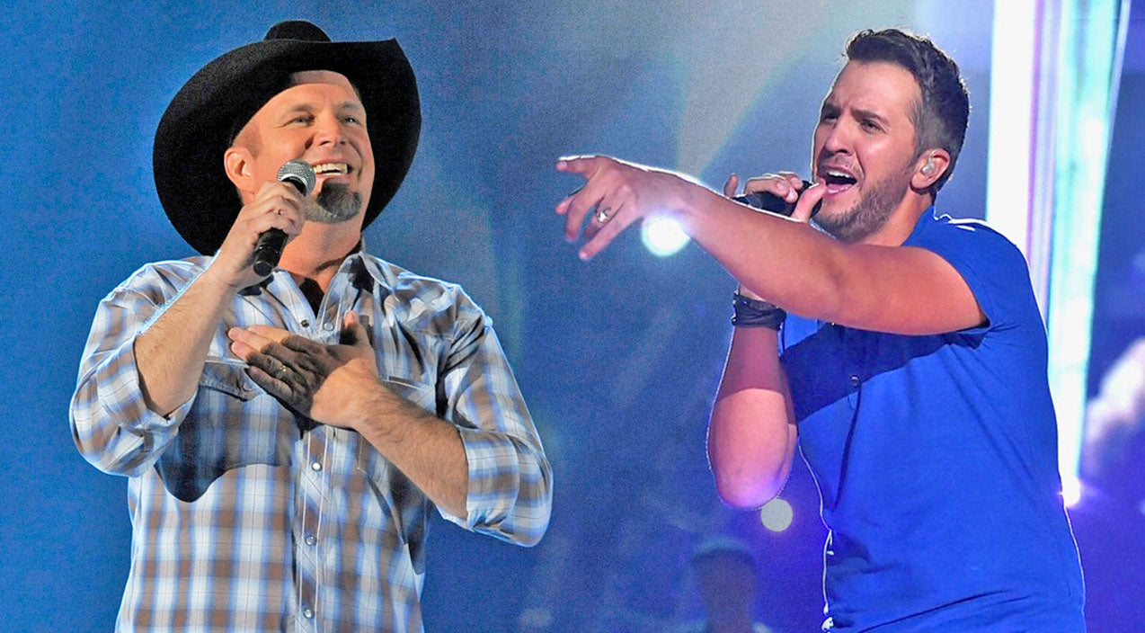 Luke bryan Songs | Luke Bryan Delivers Jaw-Dropping Tribute To Garth Brooks | Country Music Videos