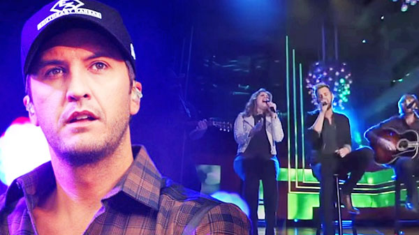 Luke bryan Songs | Lady Antebellum Covers 'Drink a Beer' After Luke Bryan's Devastating Loss | Country Music Videos