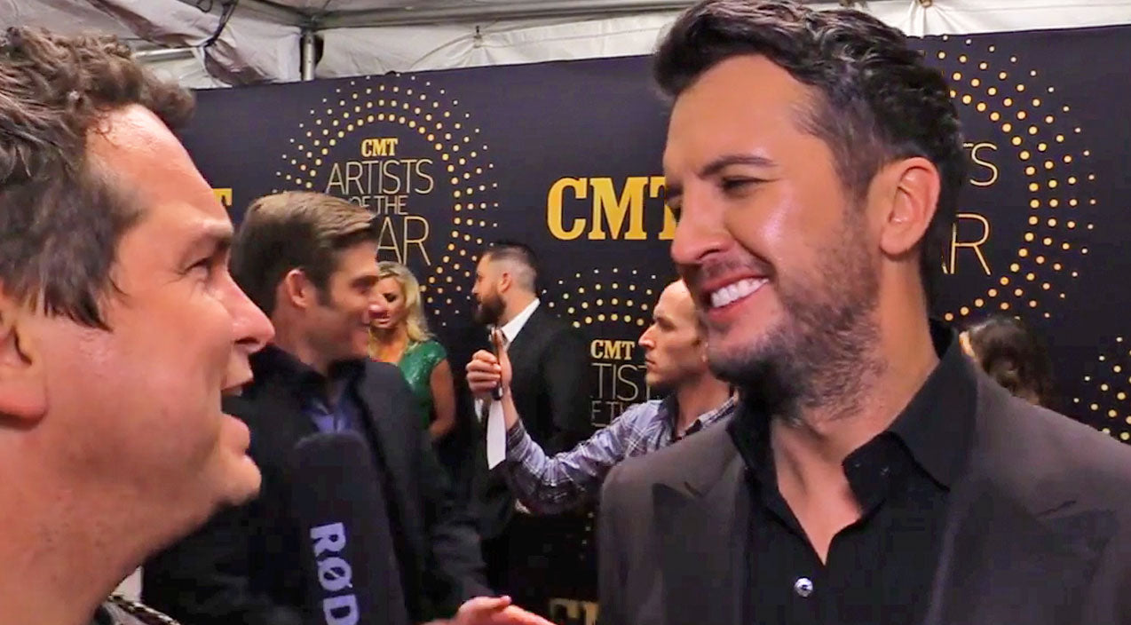 Luke bryan Songs | Luke Bryan Talks Guns, Jesus, And His Hot Wife | Country Music Videos