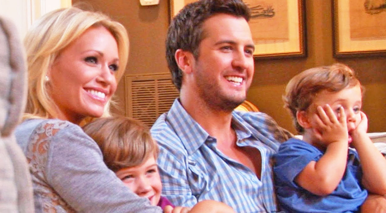 Luke bryan Songs | Luke Bryan Opens Up About New Family Dynamic, Raising 5 Children | Country Music Videos