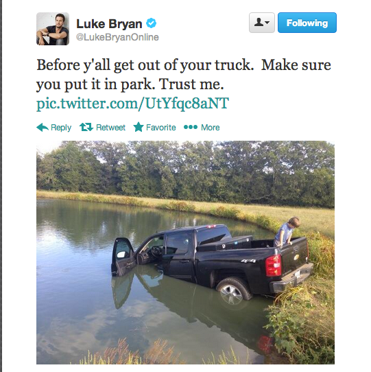 Luke Bryan designed a Chevy Silverado for huntin' and