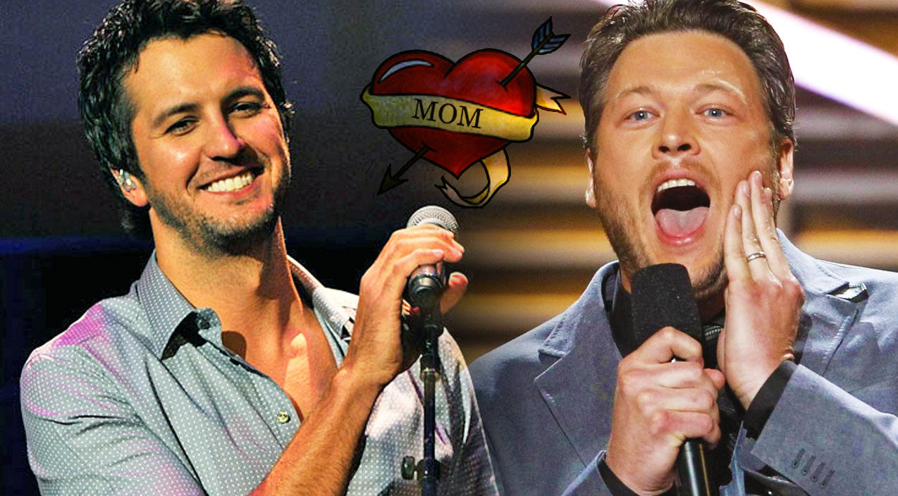 Luke bryan Songs | Luke Bryan Gets Shocking Tattoo Of Blake Shelton! (Awesome!) (WATCH) | Country Music Videos
