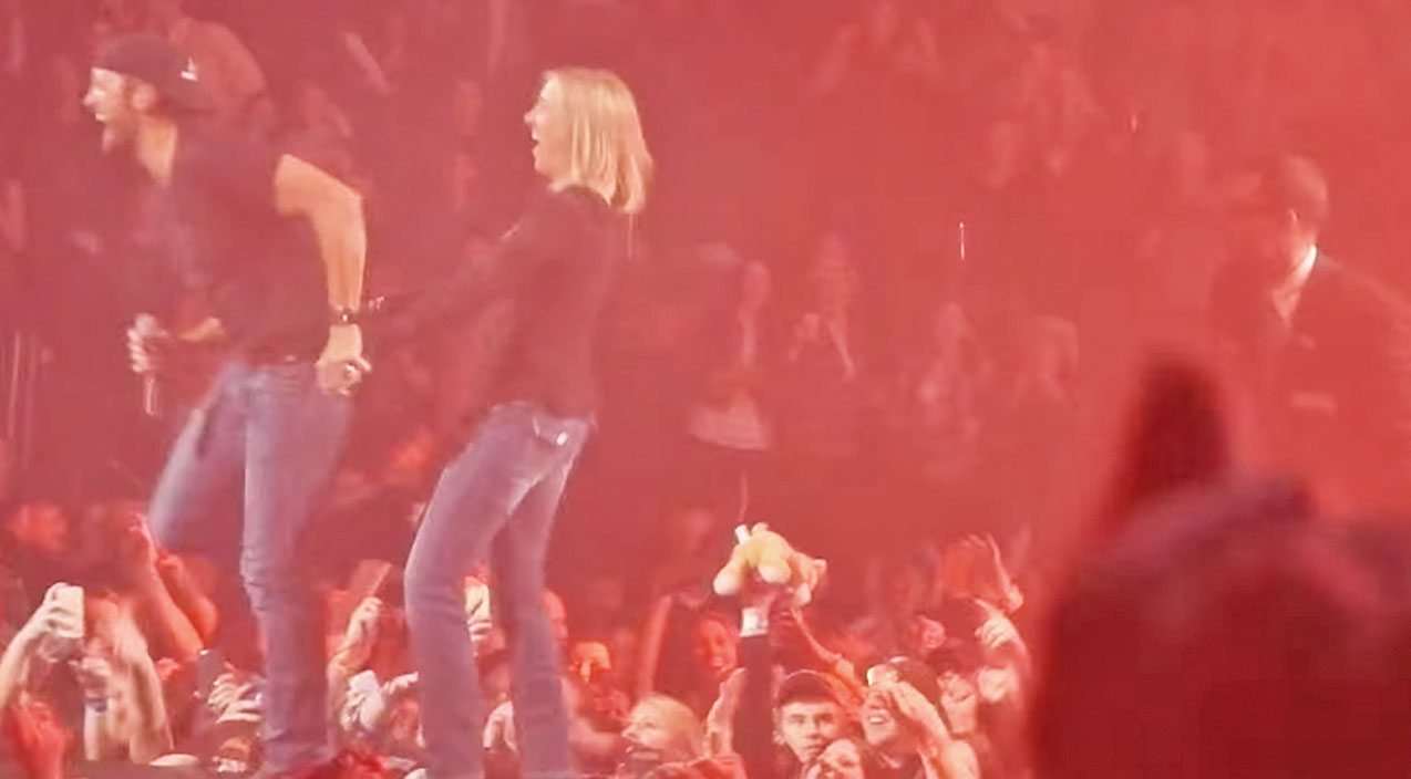 Luke bryan Songs | Luke Bryan Takes Lucky Fan On Stage And You'll Never Believe What Happens Next | Country Music Videos