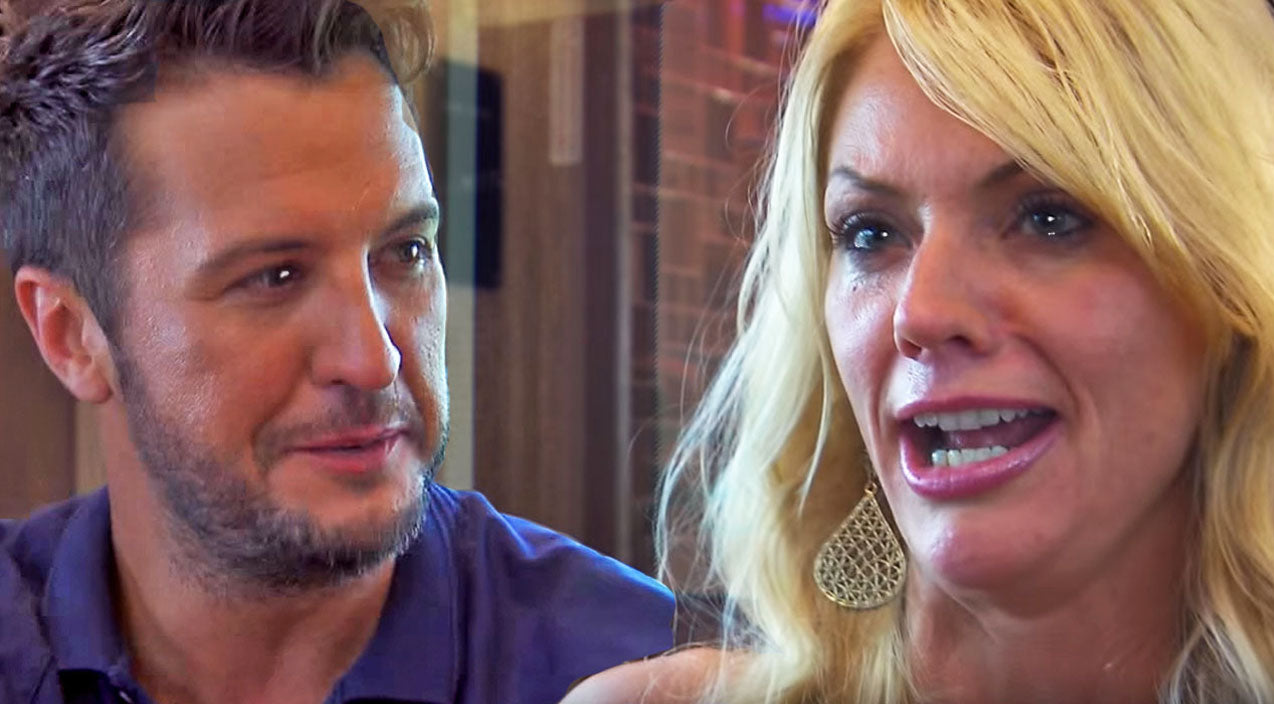 Luke bryan Songs | Luke Bryan's Surprise Family Serenade Will Leave You In Tears | Country Music Videos