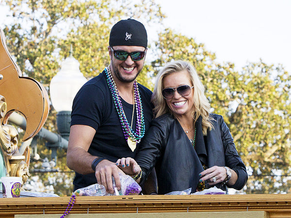 Luke Bryan Celebrates 9 Years Of Marriage With His College