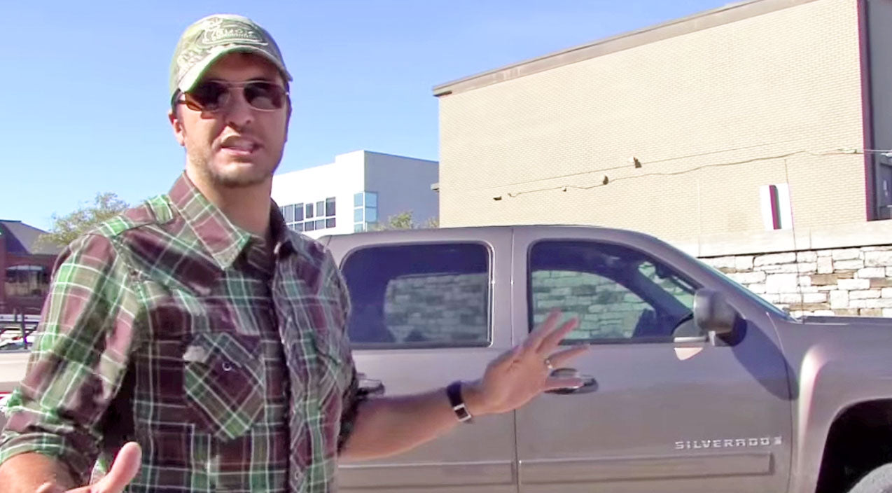 Luke bryan Songs | Remember When Luke Bryan Crashed His Truck? | Country Music Videos