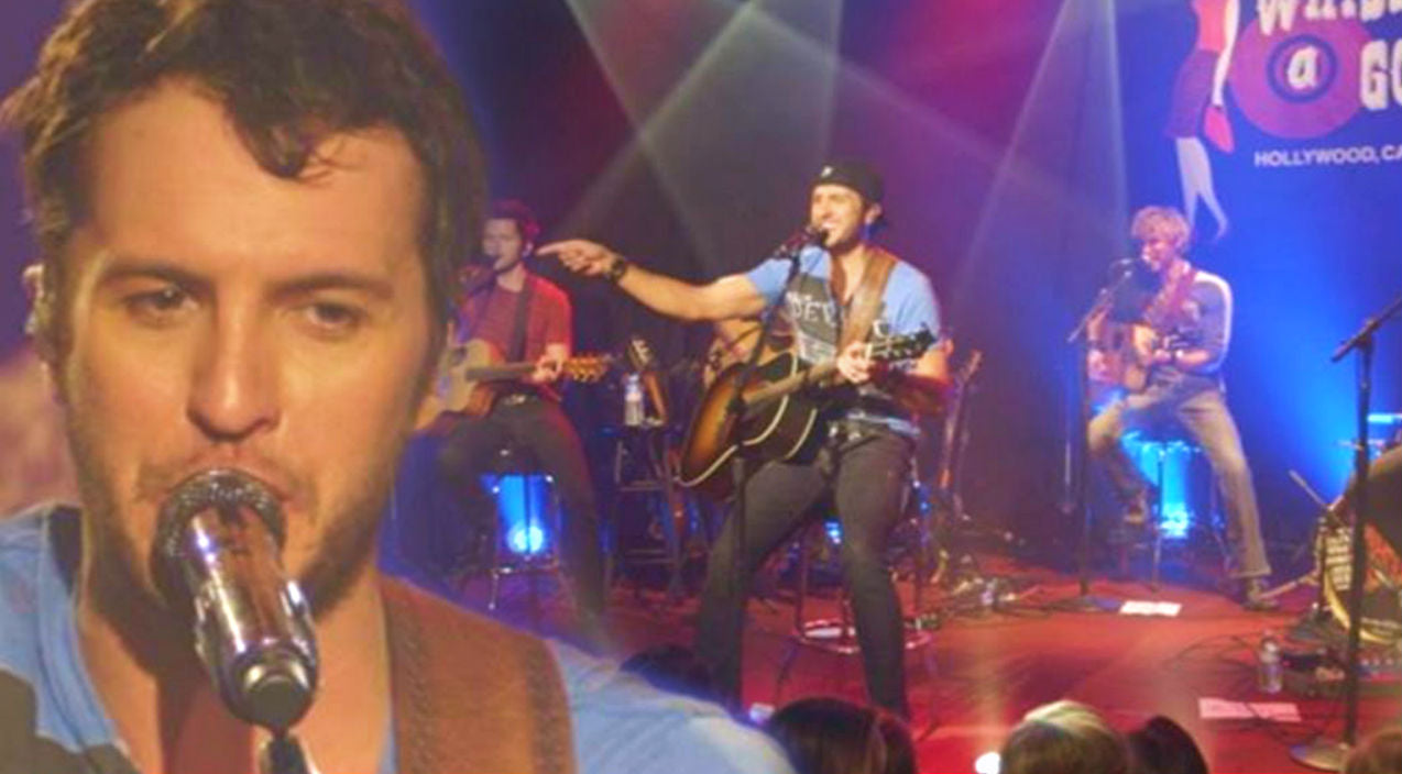 Luke bryan Songs | Luke Bryan - I Don't Want This Night To End (ACM Sessions) | Country Music Videos