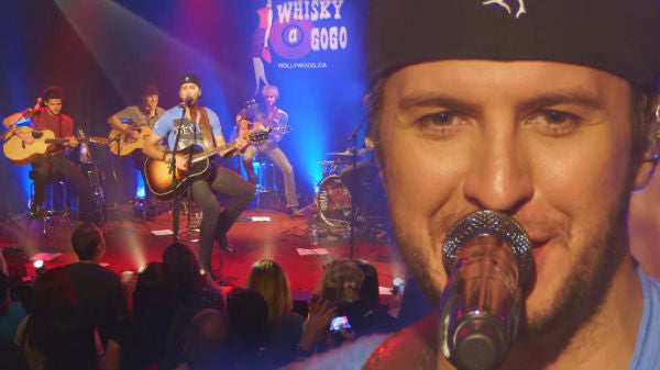 Luke bryan Songs | Luke Bryan - If You Ain't Here To Party (ACM Sessions) (WATCH) | Country Music Videos