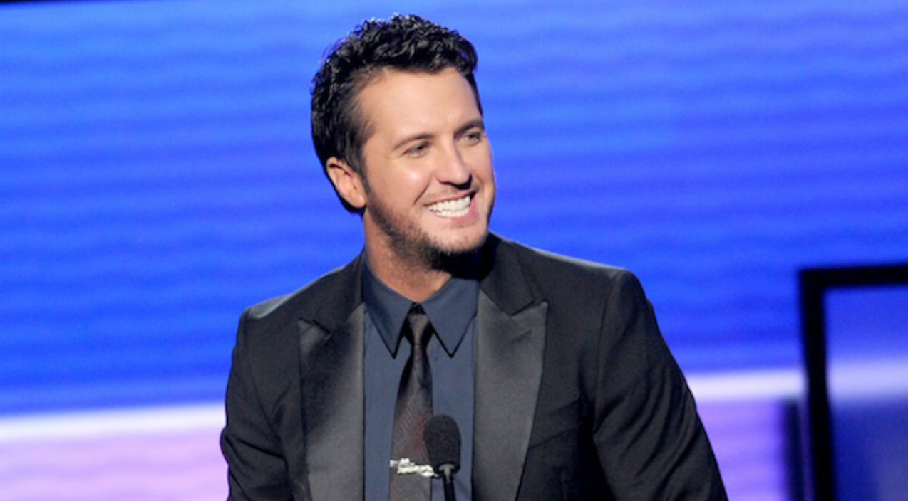 All Eyes Will Be On Luke Bryan's Seat Neighbor At The AMA's | Country Music Videos