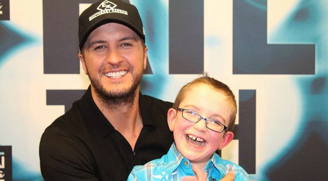Luke bryan Songs | Luke Bryan Makes Dream Come True For 8-Year Old Super Fan | Country Music Videos