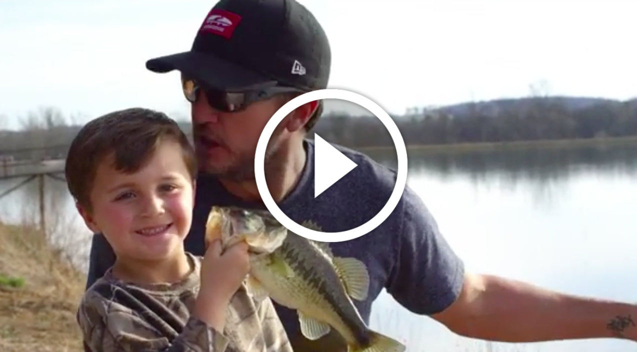 Luke bryan 39 s latest music video features his wife and kids for How many kids does luke bryan have