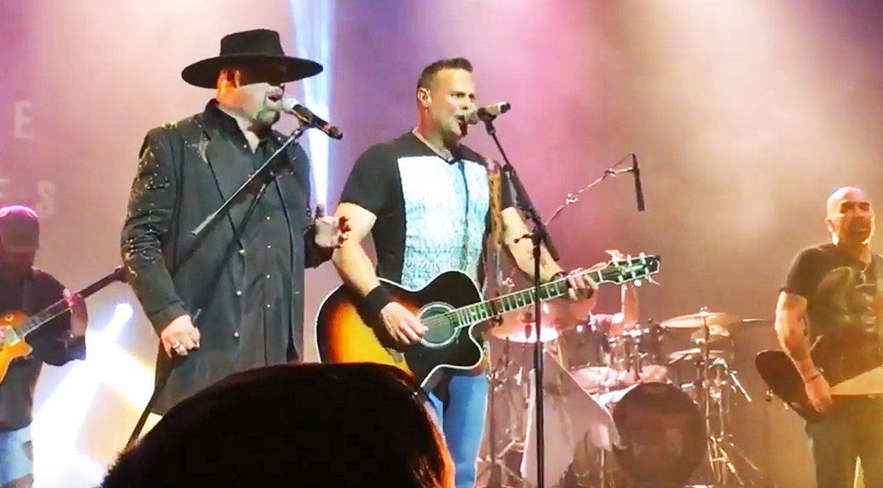 Montgomery gentry Songs | Watch Eddie & Troy Tear Up The 'House Of Blues' With Killer Performance | Country Music Videos