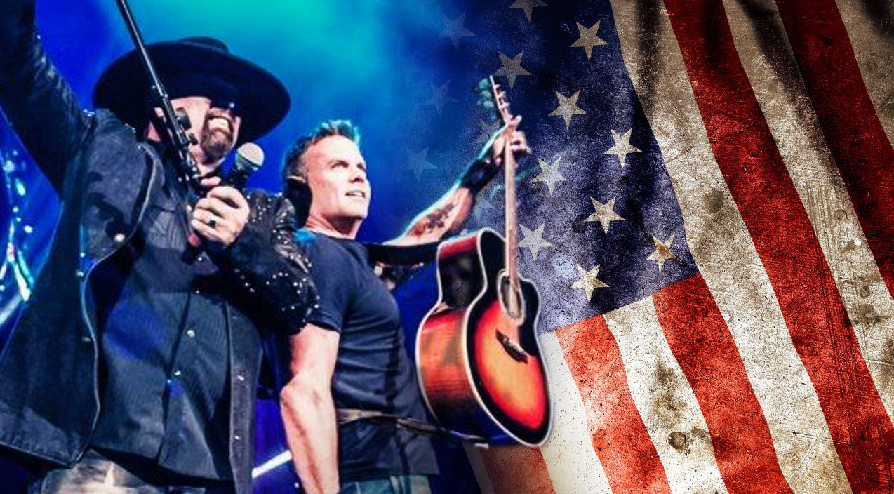 Montgomery gentry Songs | Freedom Rings With Montgomery Gentry's Heart-Wrenching Salute To Our Military | Country Music Videos