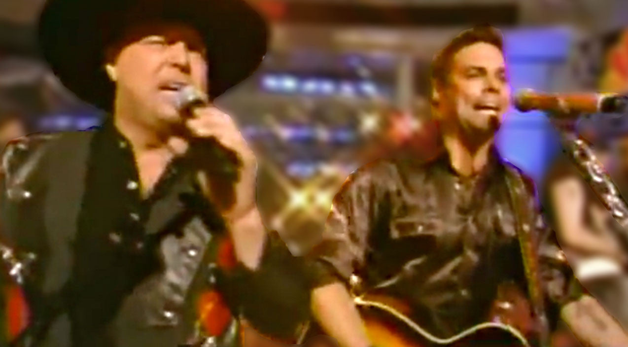 Montgomery gentry Songs | Watch Decade-Old Footage Of Eddie & Troy Slaying With 'If You Ever Stop Loving Me' | Country Music Videos