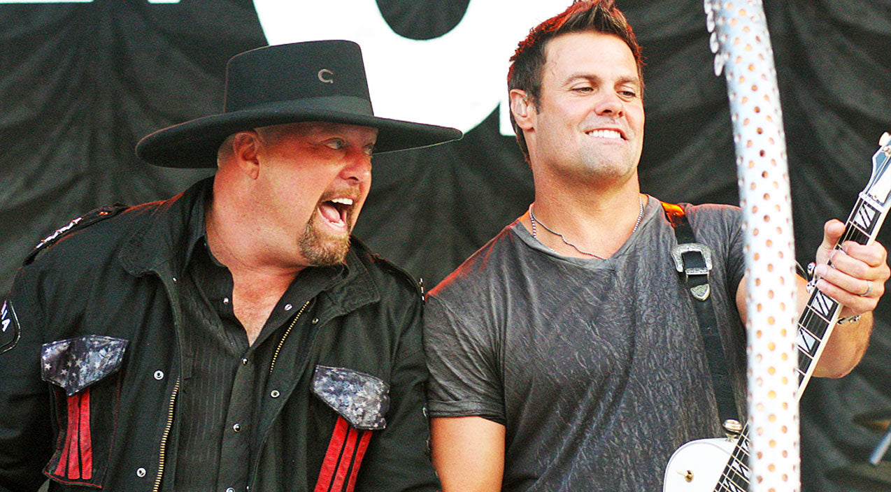 Montgomery gentry Songs | Southern Pride Bleeds From Montgomery Gentry In A Rocking Tribute To The South | Country Music Videos