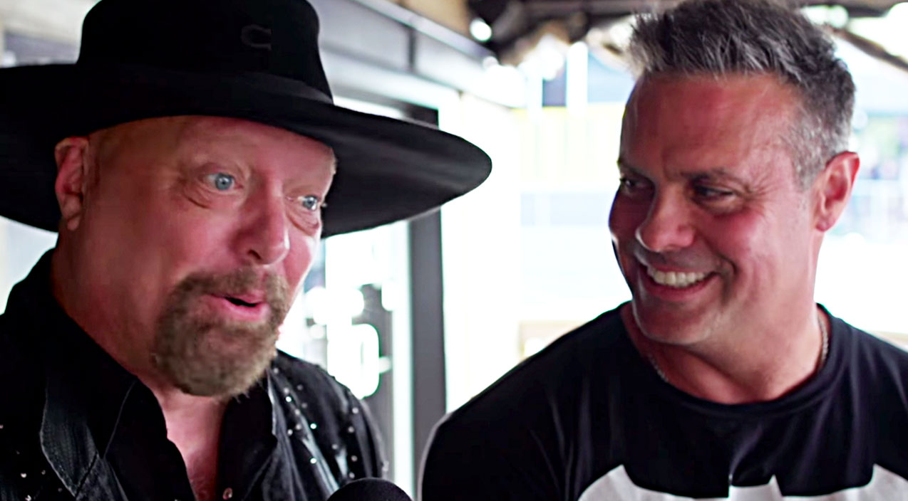 Montgomery gentry Songs | Watch Eddie & Troy Bring Incredible Happiness With Summer Camp Karaoke! | Country Music Videos