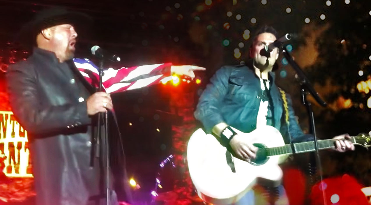 Montgomery gentry Songs | Eddie & Troy Deliver Rare Performance Of Hysterical Country Christmas Song | Country Music Videos