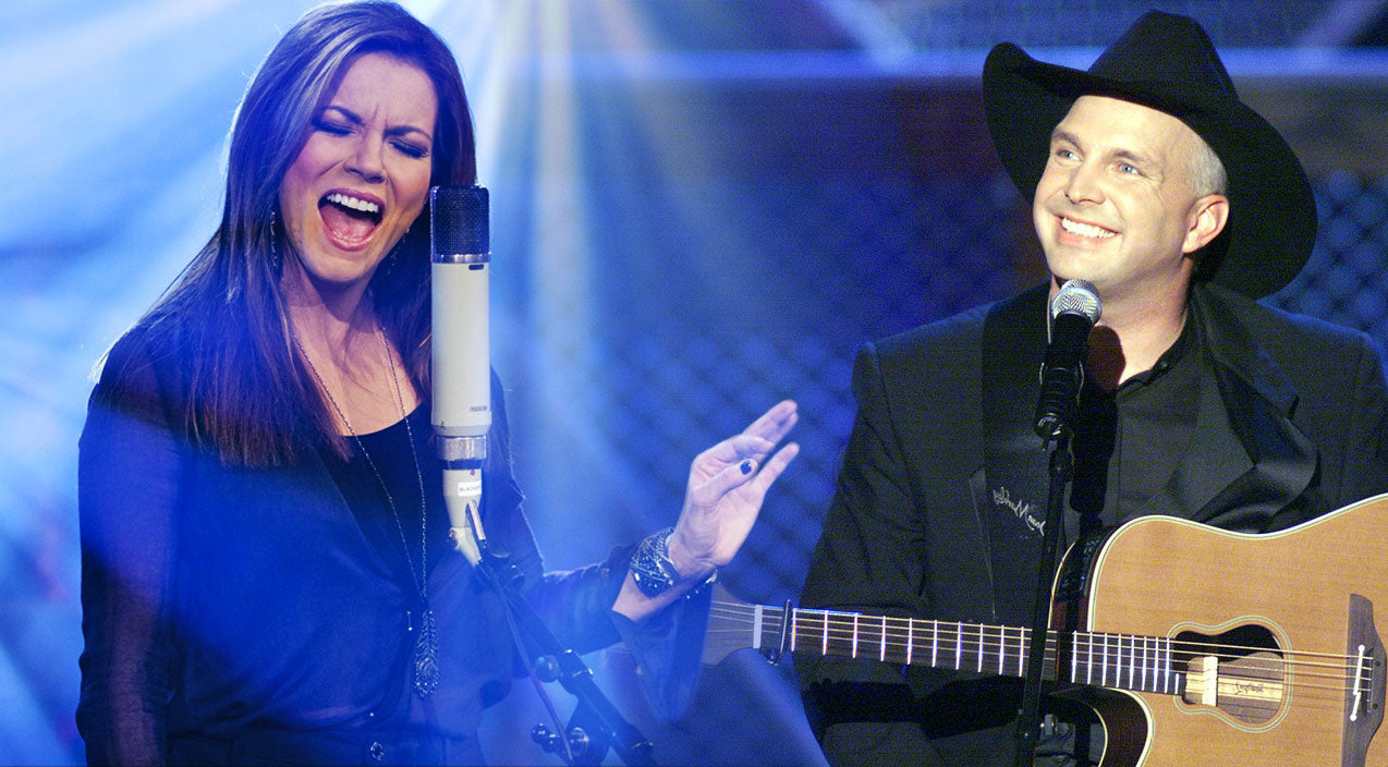 Martina mcbride Songs | Martina McBride Adds An Angelic Twist To Garth Brooks' 'The Dance' | Country Music Videos