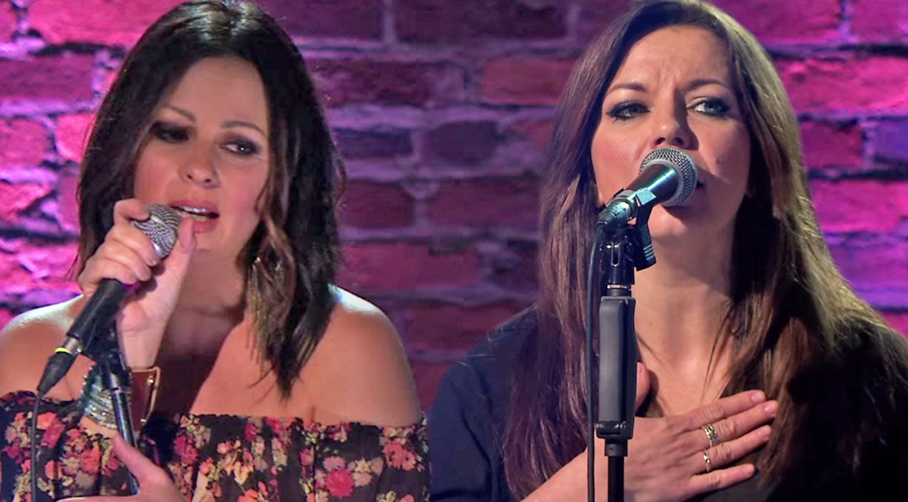 Sara evans Songs | Martina McBride & Sara Evans Stunning Cover Of Dolly Parton's