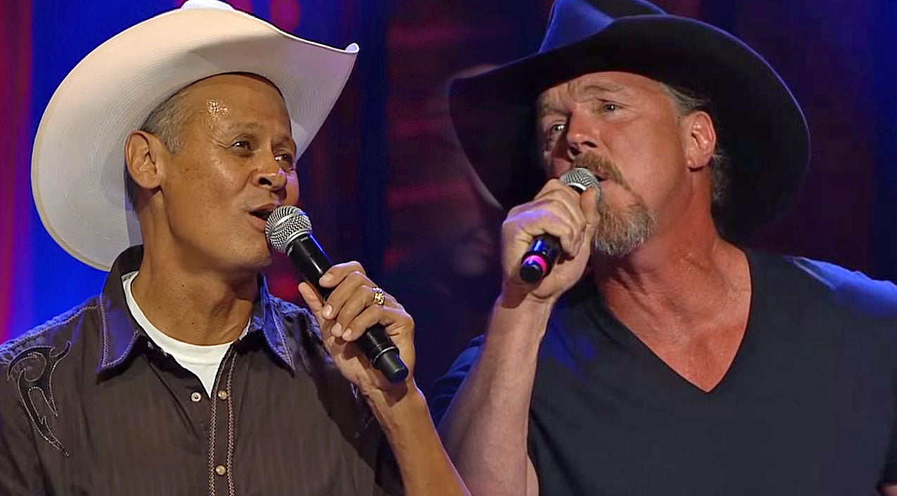 Trace adkins Songs | Neal McCoy Joins Trace On Stage For A Tribute That'll Leave You Begging For More! | Country Music Videos