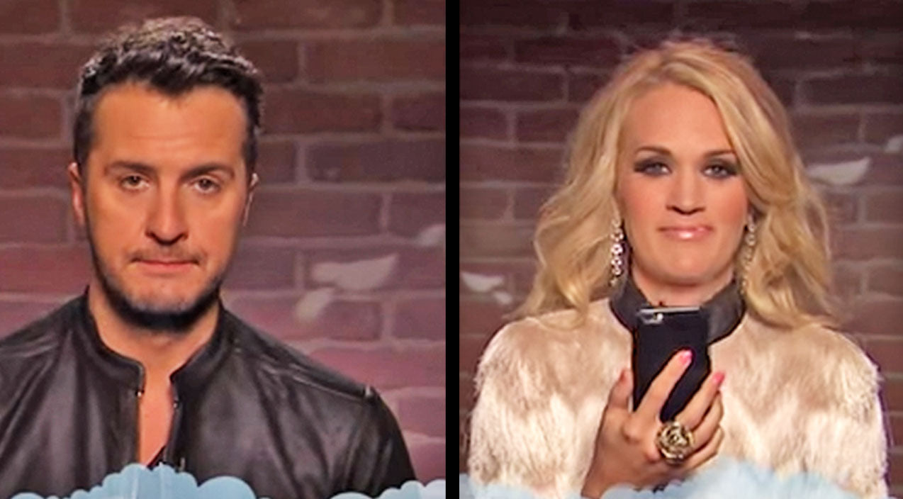 Tim mcgraw Songs | Country Stars Reading Mean Tweets Is The Funniest Thing You'll See All Week | Country Music Videos
