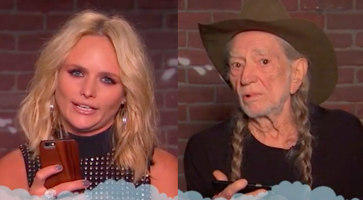 Trace adkins Songs | Latest Edition Of County Music 'Mean Tweets' Gets Ugly | Country Music Videos