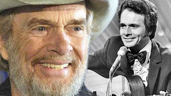 Merle haggard Songs | Merle Haggard's Induction into the Country Music Hall of Fame (1994) (VIDEO) | Country Music Videos