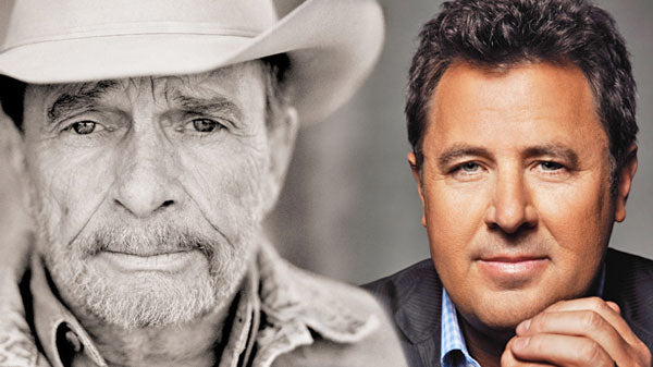 Vince gill Songs   Vince Gill Covers Merle Haggard's