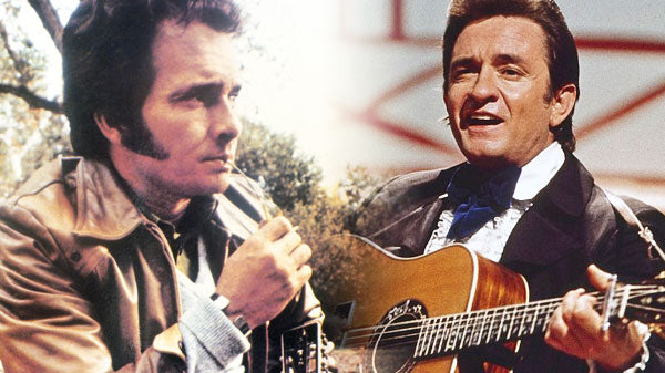 Merle haggard Songs | Merle Haggard and Johnny Cash - Sing Me Back Home | Country Music Videos