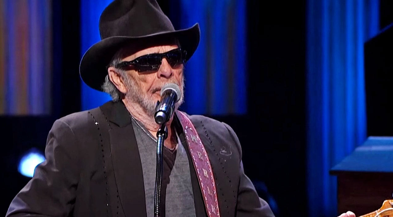 Merle haggard Songs | The Last Encore: Merle Haggard's Mesmerizing Final Opry Appearance | Country Music Videos