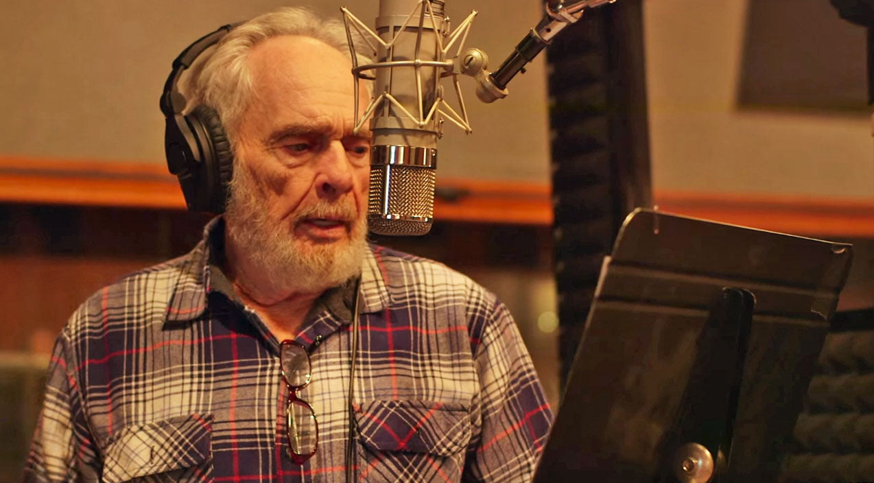 Merle haggard Songs | The Haunting Last Recording Of Merle Haggard Will Leave You In Tears | Country Music Videos