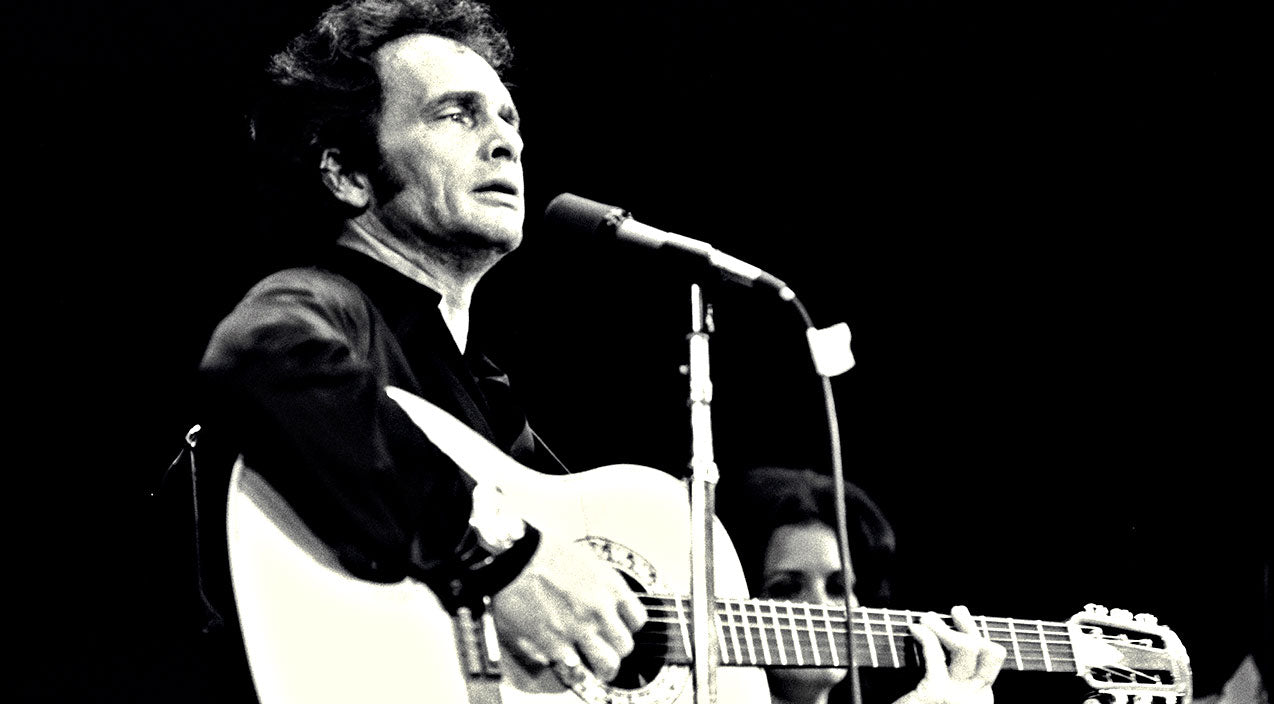 Merle haggard Songs   Merle Haggard Praises The Lord For All He Has In 'Thankful' Classic   Country Music Videos