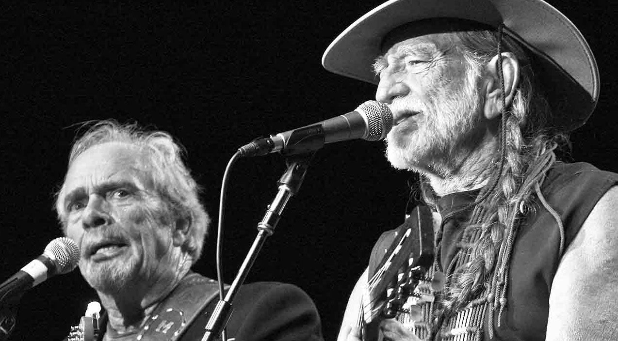 Willie nelson Songs | Merle Haggard & Willie Nelson Breathe New Life Into Bob Dylan's 'Don't Think Twice, It's All Right' | Country Music Videos