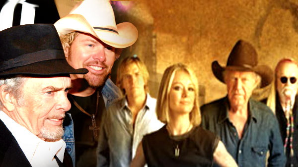 Merle Haggard,Toby Keith, and Friends - Workin' Man's Blues (VIDEO) | Country Music Videos