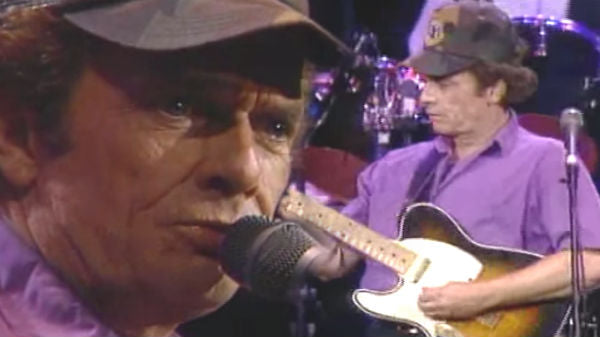 Merle haggard Songs | Merle Haggard - A Place To Fall Apart (VIDEO) | Country Music Videos