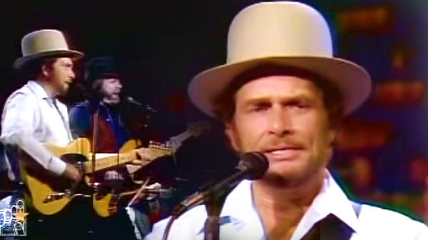 Merle haggard Songs | Merle Haggard - Are The Good Times Really Over | Country Music Videos
