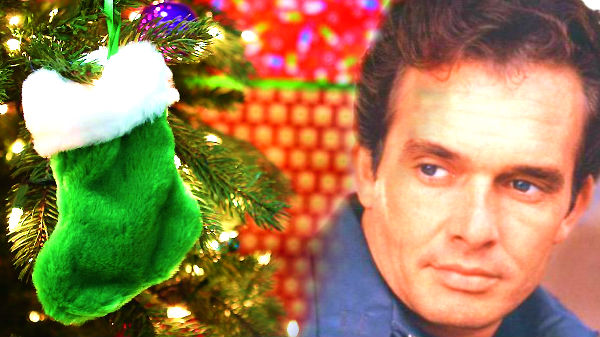 Merle haggard Songs | Merle Haggard - Daddy Won't Be Home Again For Christmas (VIDEO) | Country Music Videos