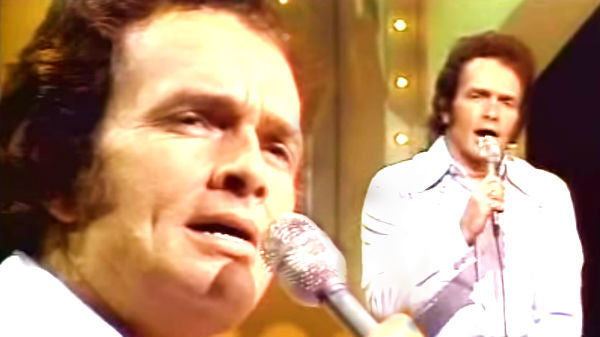 Merle Haggard - Holding Things Together | Country Music Videos