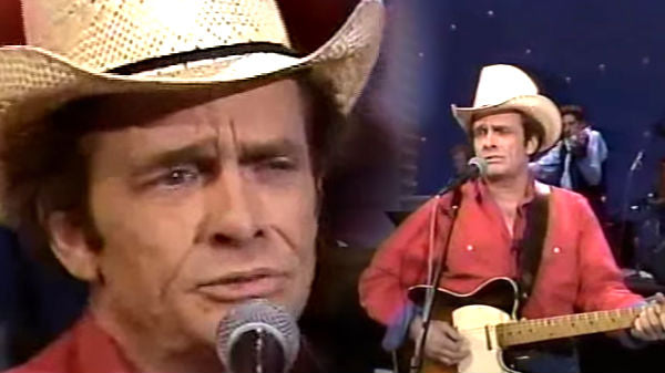 Merle haggard Songs | Merle Haggard - If I Could Only Fly (Live) | Country Music Videos