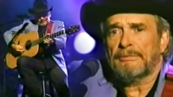 Merle haggard Songs | Merle Haggard - Listening To The Wind (VIDEO) | Country Music Videos