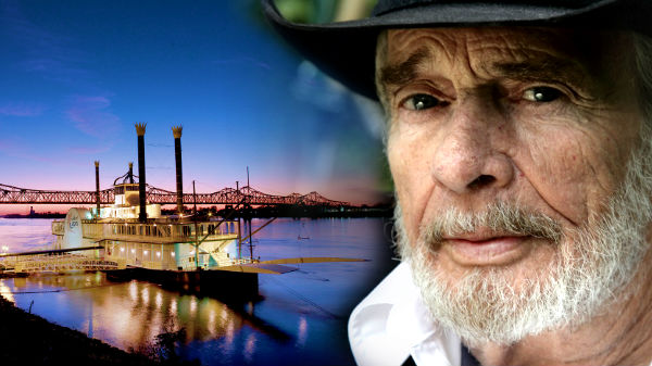 Merle haggard Songs | Merle Haggard - Miss the Mississippi (VIDEO) | Country Music Videos