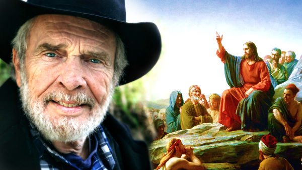 Merle haggard Songs | Merle Haggard - The Sermon On The Mount (WATCH) | Country Music Videos