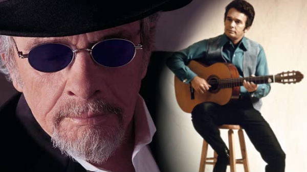 Merle haggard Songs | Merle Haggard - Tonight The Bottle Let Me Down | Country Music Videos