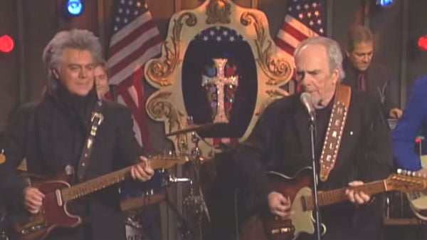 Merle haggard Songs | Merle Haggard - Workin' Man Blues (The Marty Stuart Show Live) (VIDEO) | Country Music Videos