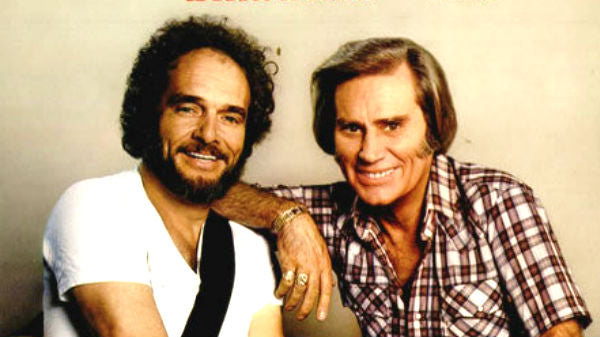 Merle haggard Songs | Merle Haggard and George Jones - C.C. Waterback (VIDEO) | Country Music Videos