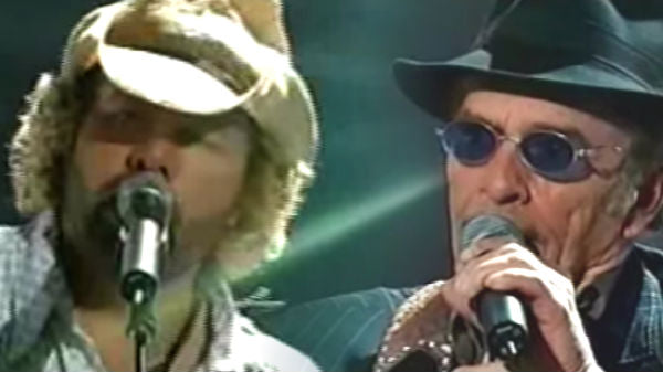 Toby keith Songs | Merle Haggard and Toby Keith - Some Of Us Fly (Live) | Country Music Videos