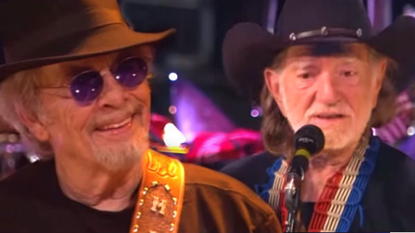 Willie nelson Songs | Merle Haggard and Willie Nelson - You Don't Think I'm Funny Anymore (Live) | Country Music Videos