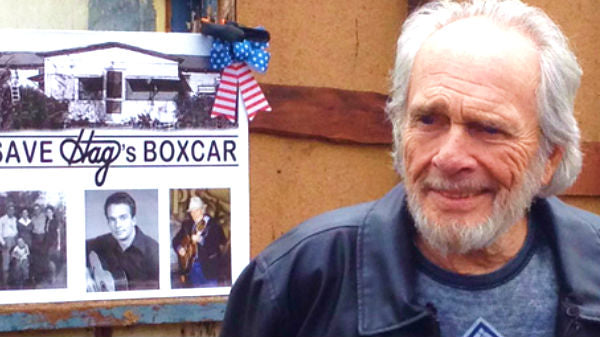 Merle haggard Songs | Merle Haggard's Boxcar Home Finds A Home Of Its Own At Kern County Museum (VIDEO) | Country Music Videos