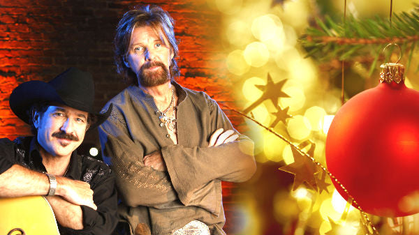 Brooks and dunn Songs | Merry Christmas From Brooks and Dunn! (VIDEO) | Country Music Videos